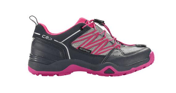CMP Campagnolo Sirius Low WP Shoes Boys asphalt